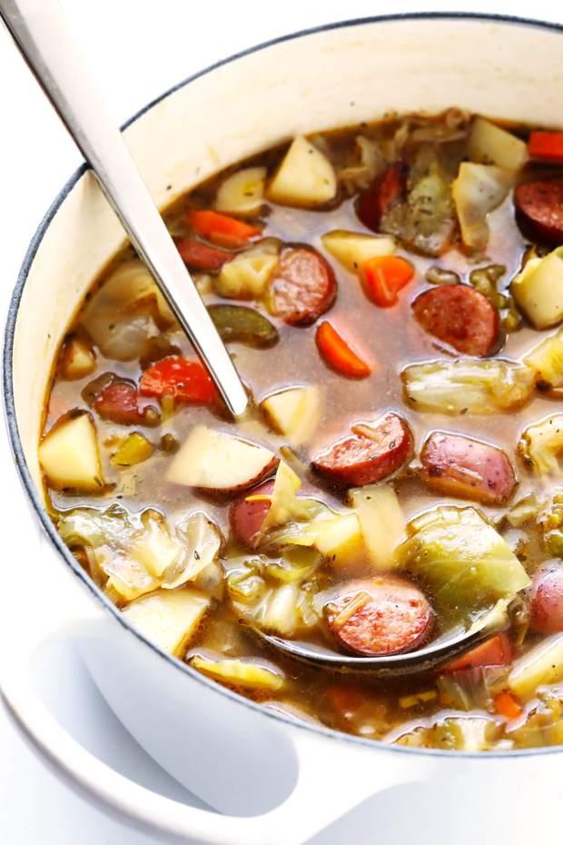 Cabbage-Leek-and-Kielbasa-Sausage-Soup-Recipe-4